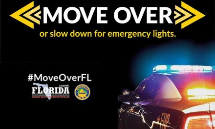 January is Move Over Month — watch for law enforcement and service vehicles and move over