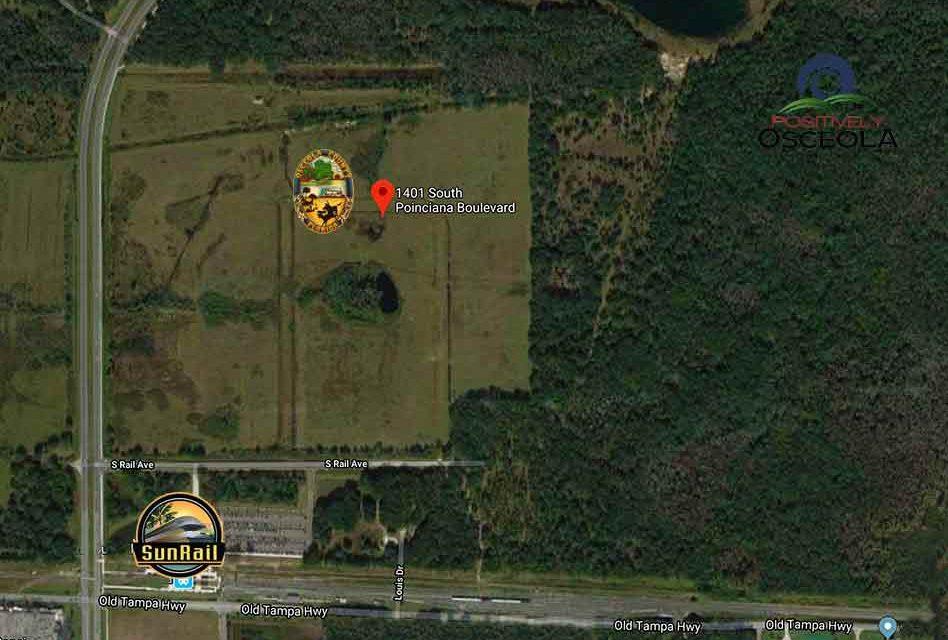 Osceola County buys $8.9 million Poinciana SunRail-adjacent land, plans affordable housing