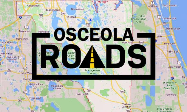 """Keep tabs on important road projects in Osceola County on new """"Osceola Roads"""" Website"""