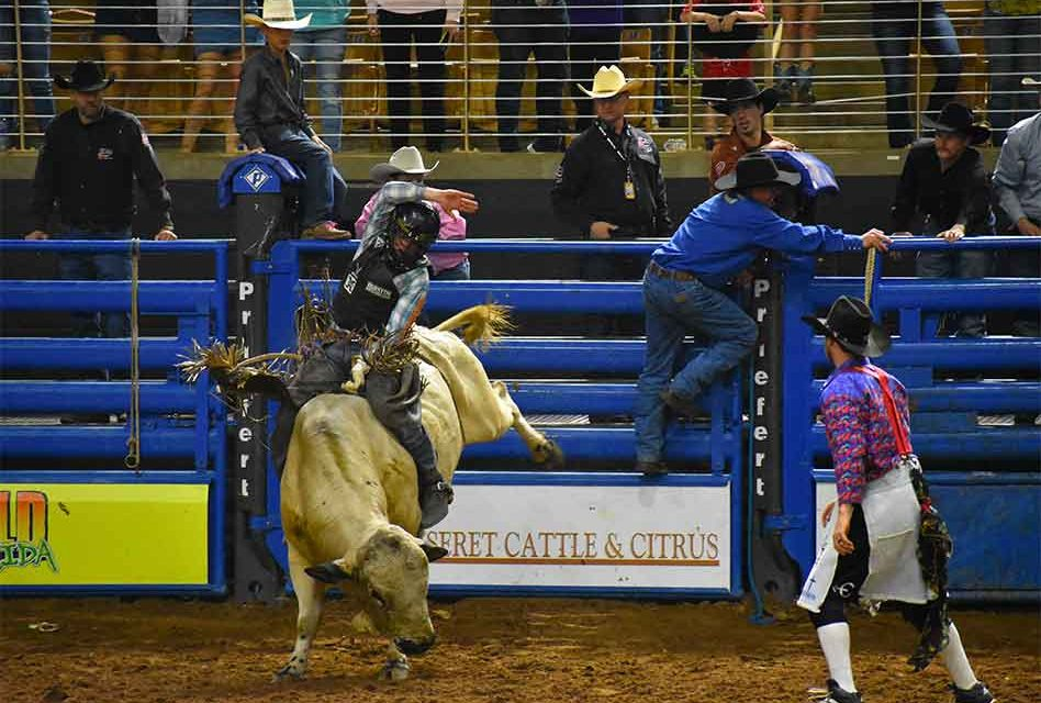 9th Annual Monster Bulls Kicks off Silver Spurs Rodeo Season this Saturday at 7:30pm