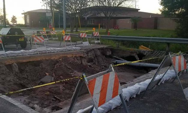 City of St. Cloud updates work on Old Canoe Creek Road collapse