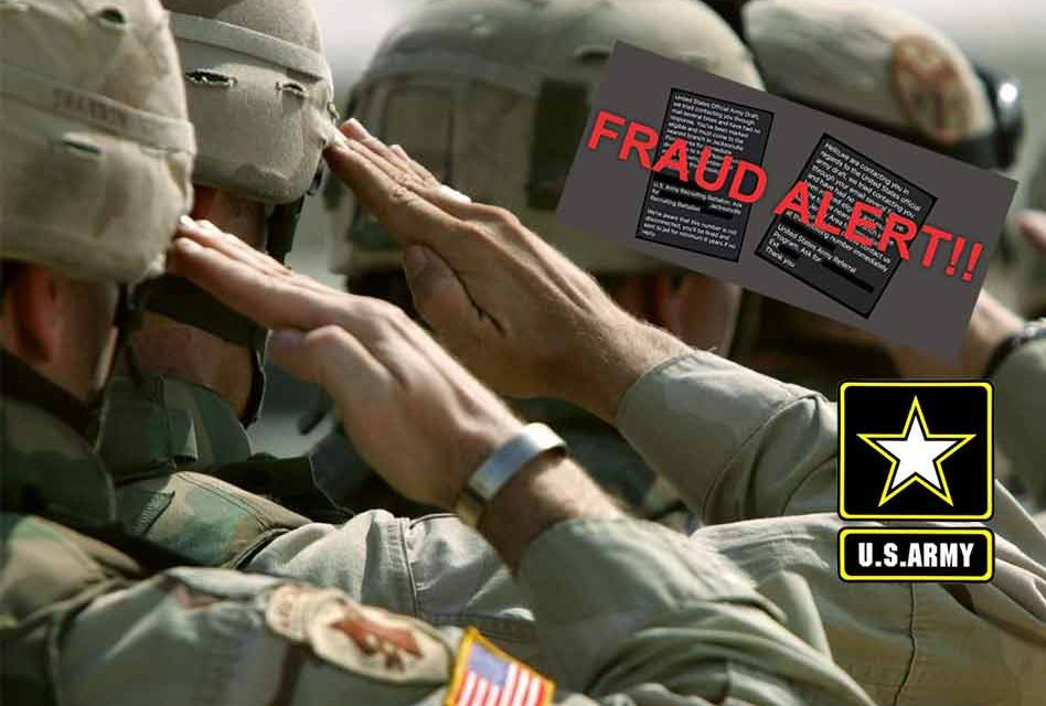 """Been texted about being drafted? US Army says scary texts Are """"completely fake"""""""