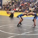 Osceola, Harmony win district wrestling titles; 58 athletes on to Friday's regional round