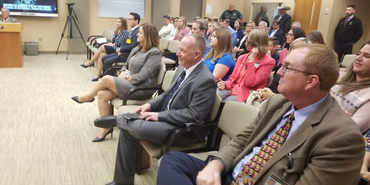 Scott Flowers returns to his local teaching roots as Osceola district's new Chief of Staff