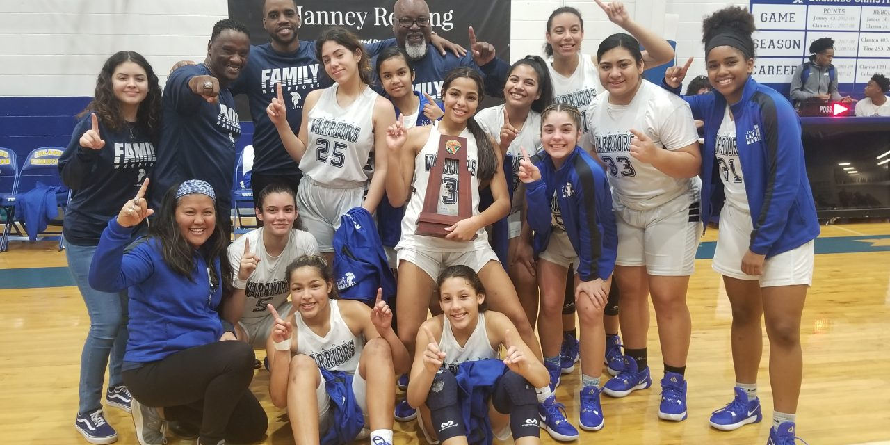 City of Life Warriors take fourth district championship thanks to defense