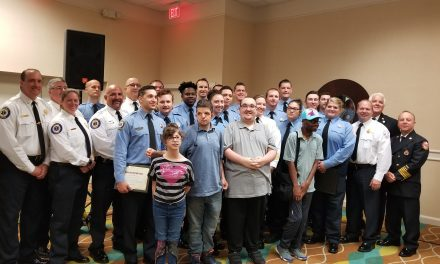 St. Cloud Fire Rescue among those honored in Orlando for saving lives in Feb. 8 fires