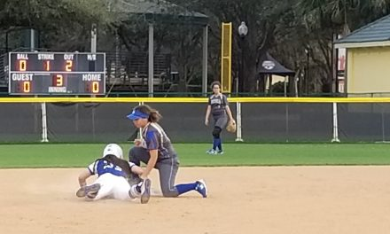 Osceola softball meets its match in Tuesday loss to Mandeville, La. at Disney