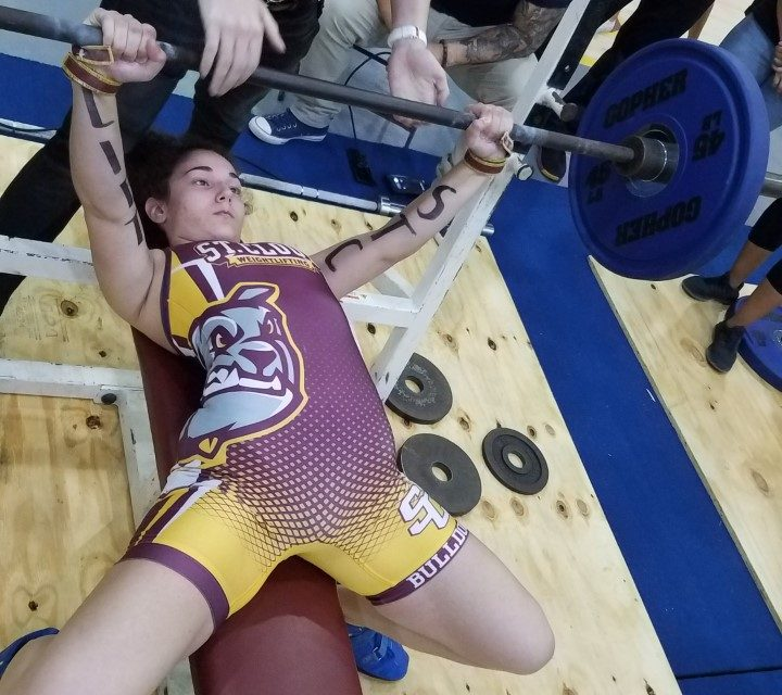 A baker's (lifter's?) dozen qualify for Saturday's Class 2A girls weightlifting meet