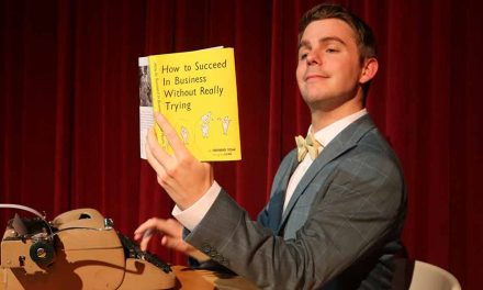 """How to Succeed in Business Without Really Trying"" opens at Osceola Arts Friday"