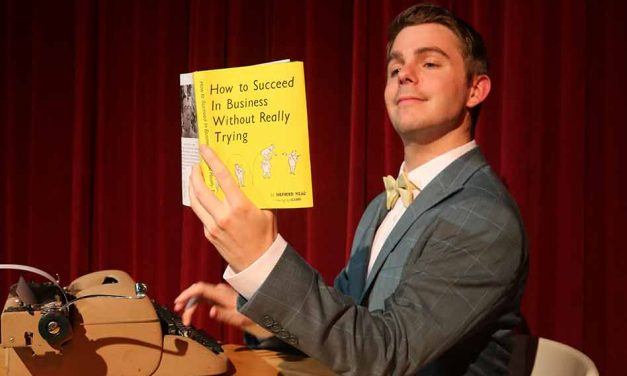 """""""How to Succeed in Business Without Really Trying"""" opens at Osceola Arts Friday"""