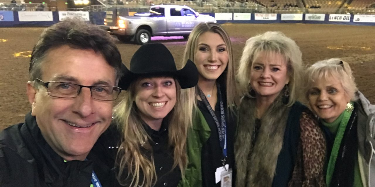 Putting on the Silver Spurs Rodeo is often a lifetime of volunteering and giving back to the community