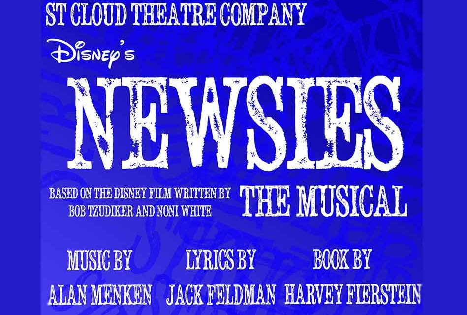 St. Cloud High School about to bring alive movie and Broadway hit Newsies