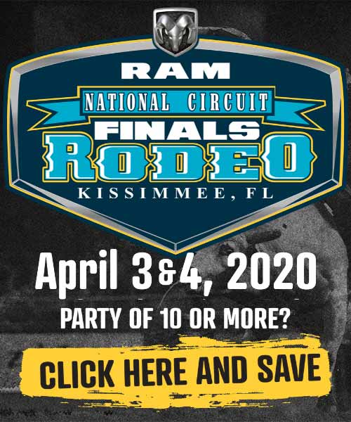 RAM National Finals Rodeo