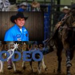 Mississippi's Marcus Theriot is 144th Silver Spurs Rodeo's All-Around Cowboy
