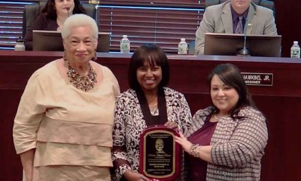 Osceola Health Services' Belinda Johnson-Cornett awarded Lloyd Burton Jr. Service Award