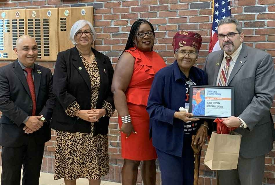 City of Kissimmee honors African-American pioneers as part of Black History Month