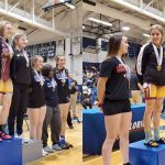 St. Cloud High School's Kaylin White, Hannah Wagner are 2A state weightlifting champions