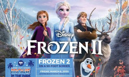 See Frozen II at Kissimmee lakefront in KUA Movie in the Park 2020 finale