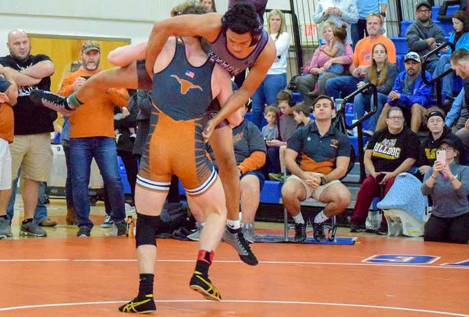 Harmony breaks long string of Osceola wins at Orange Belt Conference wrestling meet