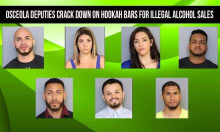 Osceola deputies crack down on hookah bars for illegal alcohol sales