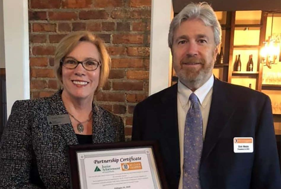 St. Cloud Chamber of Commerce partners with Junior Achievement of Central Florida