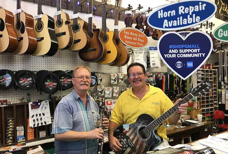 Positively Osceola Business Spotlight: Lewis Music still playing after 46 years in downtown Kissimmee