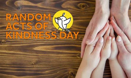 National Random Acts of Kindness Day… it's today, but it can be everyday