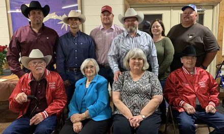 Wysong and White named Coca-Cola Cowboys; McLaughlin and Crowell are Women of Distinction