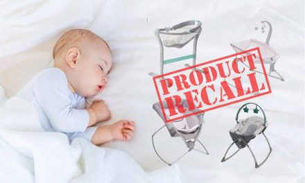 165,000 inclined baby sleepers recalled for risk of infant suffocation, what parents should know