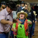 "Sunday morning special needs rodeo ""a blessing"" to and from the Silver Spurs"