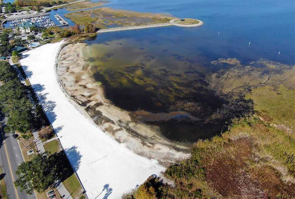St. Cloud to conduct aerial herbicide treatment for aquatic vegetation restoration project at Lakefront
