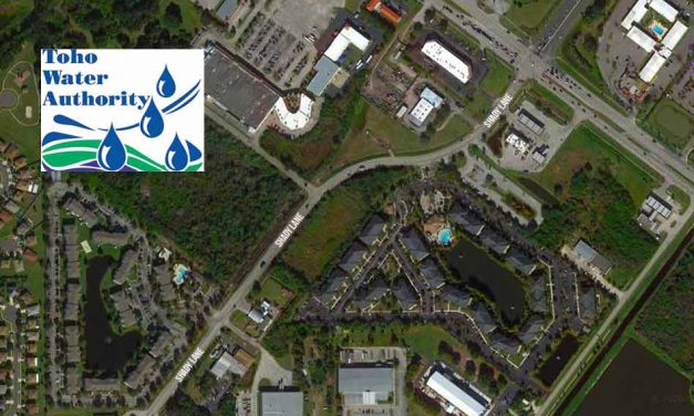 Toho Water currently working a water main break in east Kissimmee, school district affected