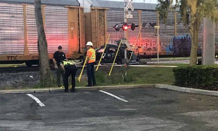 Kissimmee train crash causes delays in Monday morning commute