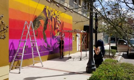 "Osceola Arts' ""ARTisNOW"" public murals project painting up downtown Kissimmee"
