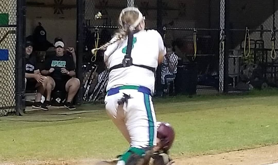 For St. Cloud softball, 3-2 loss at Cornerstone is just a bump in the road