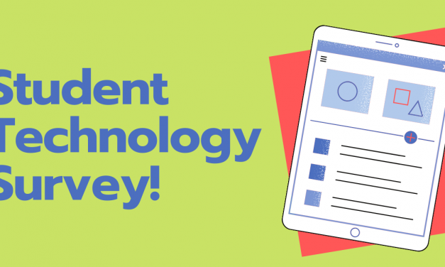 Parents: please complete student technology survey by Friday to help with educating after this week