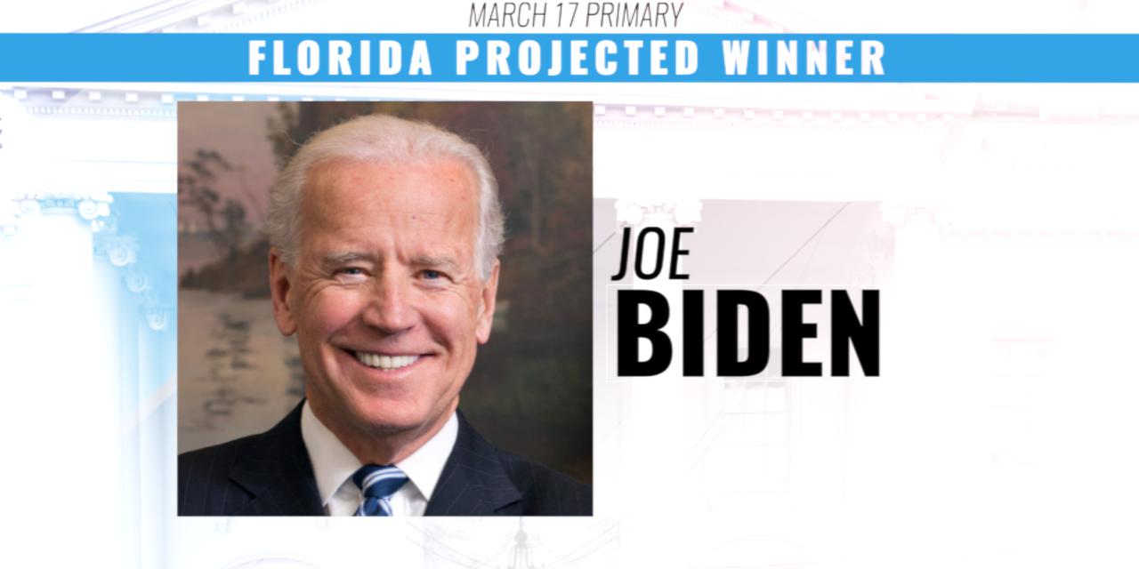 Joe Biden coasts to Florida primary win as 28.59 percent of Osceola County votes