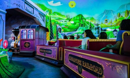 Mickey & Minnie's Runaway Railway makes Disney Hollywood Studios' debut