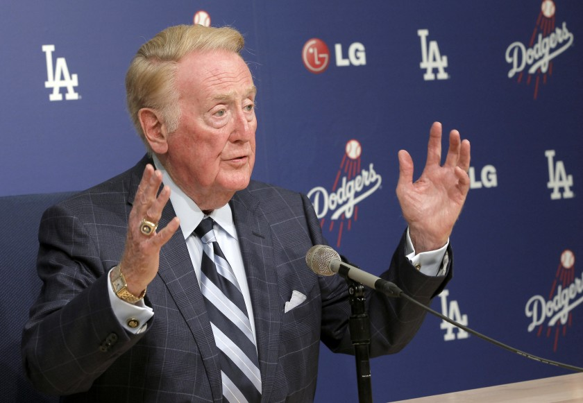 """Baseball broadcasting legend has insight on COVID scare: """"Pray a lot and stay calm"""""""