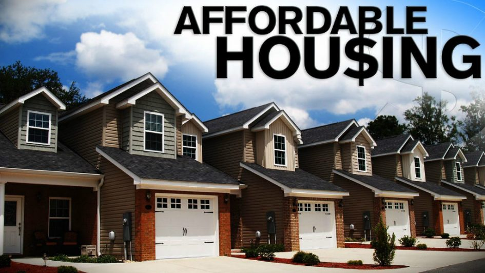 Legislature agrees to fully fund affordable housing program; and not sweep money from it