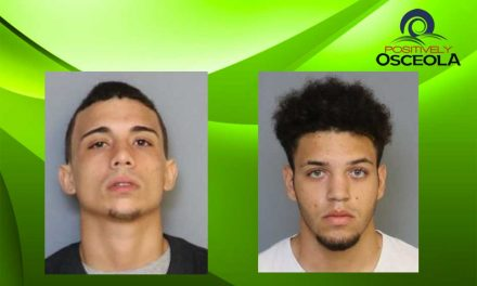 Men had one-year-old baby in their car when they robbed woman at Wawa ATM, Osceola deputies say