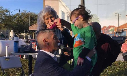 Kissimmee's St. Baldrick's efforts raise $23,300.85 to fight childhood cancer, you can still donate