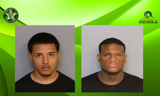 Two men arrested after fleeing deputies and a carjacking