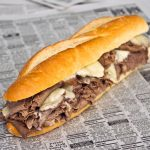 Dieting? Forget it today. It's National Cheesesteak Day!