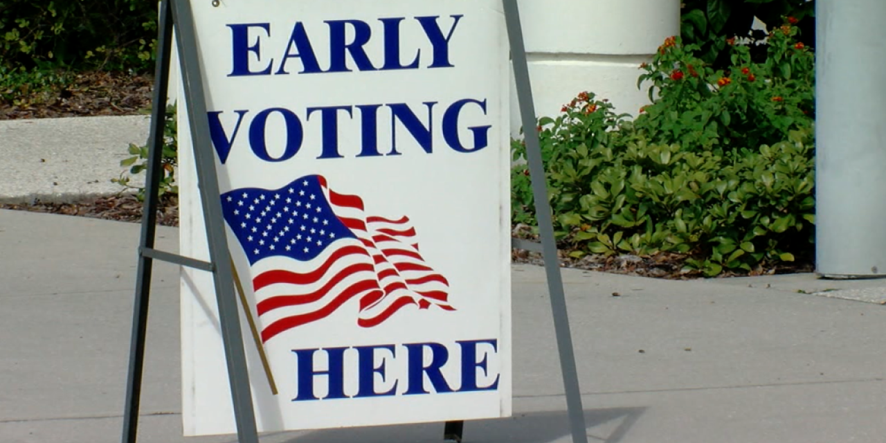 Early voting for Presidential Primary now open at seven Osceola County locations