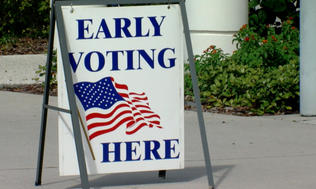 Early voting begins today in Osceola County, turnout expected to be record breaking amid continued pandemic