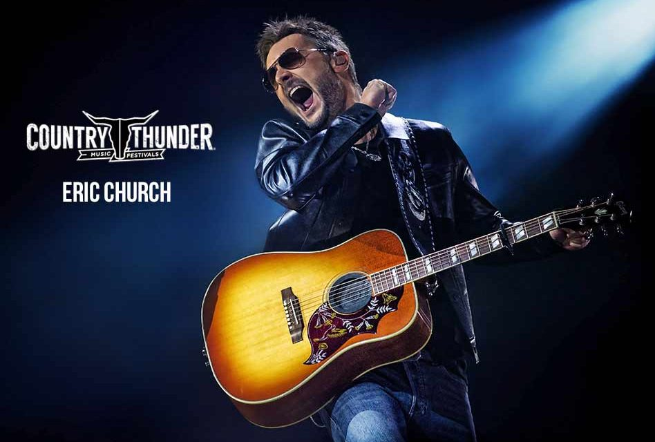 """Country Thunder to feature """"Church on Sunday"""" March 29 in Kissimmee"""