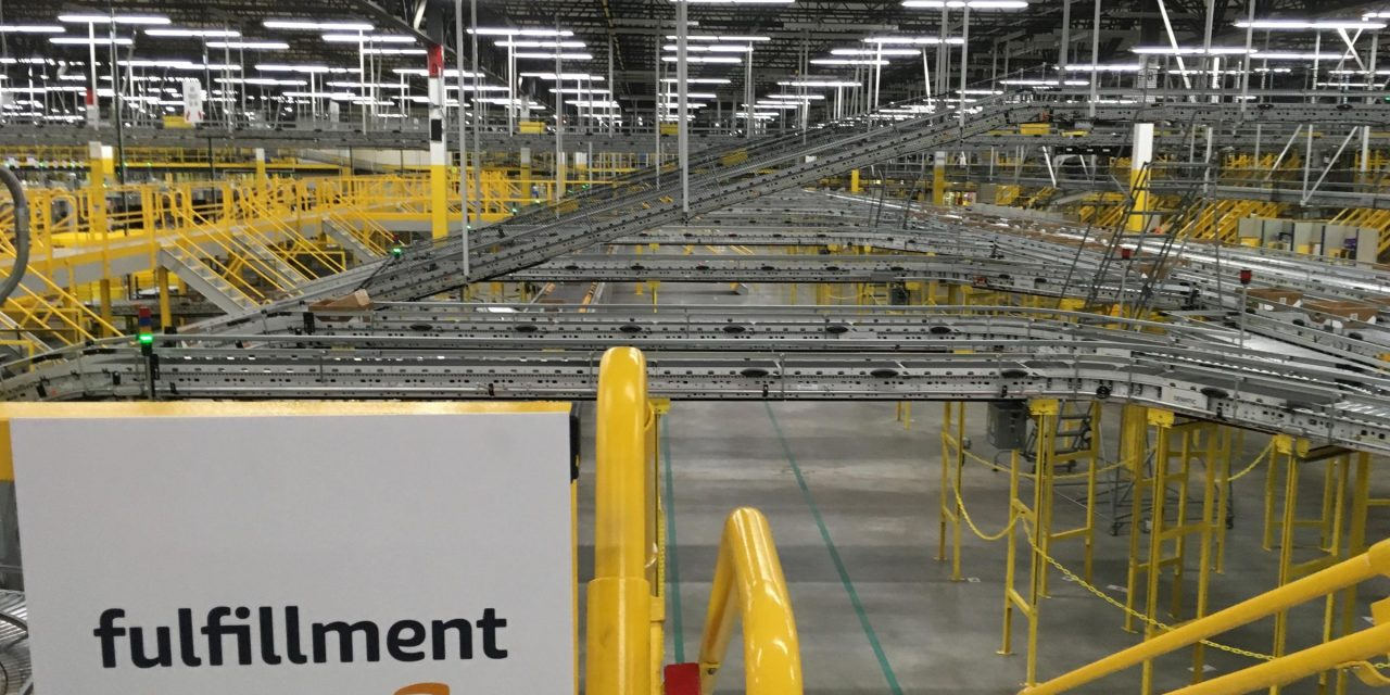 Amazon will prioritize shipping needed household and medical supplies