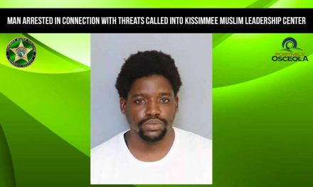 Man arrested in connection with threats called into Kissimmee Muslim leadership center