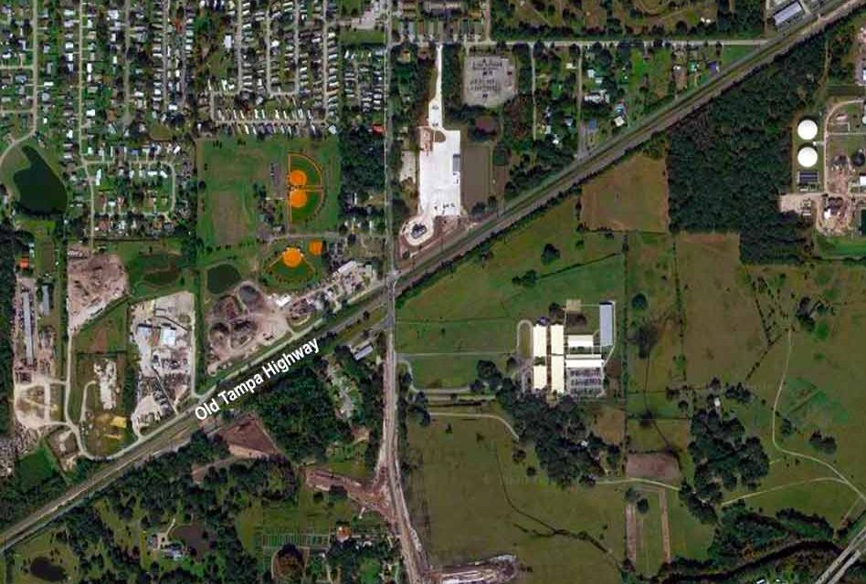 Old Tampa Highway to close for 24 hours beginning tonight, Saturday March 24